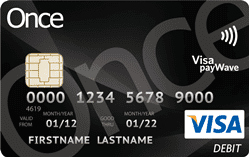 interest free Once-Credit-Visa small