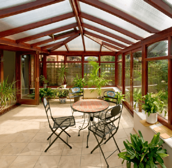 28 Patio roofing options to consider