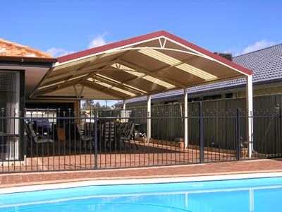 Advantages of Installing a Gable Patio Roof