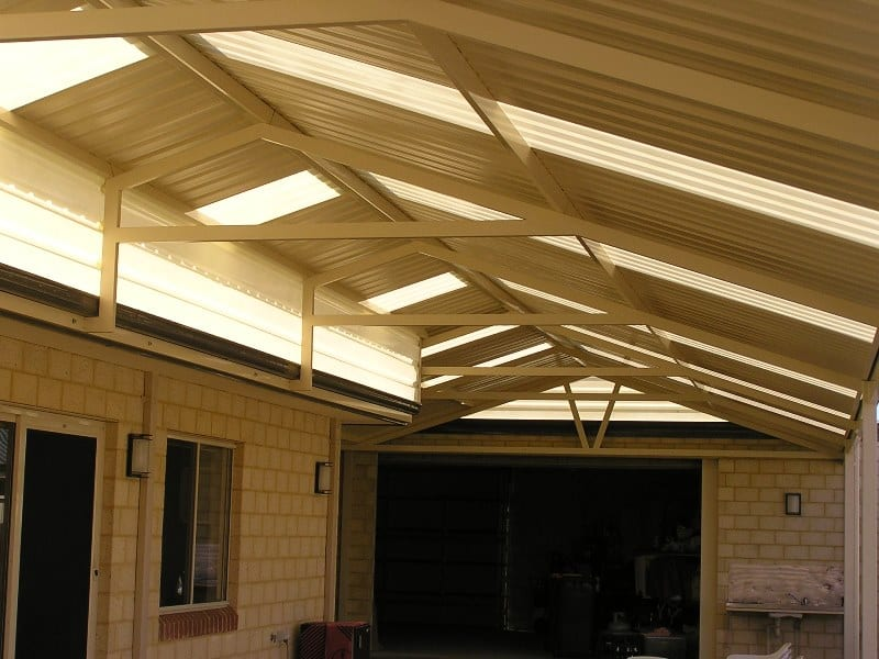 GABLE PATIO Perth 2