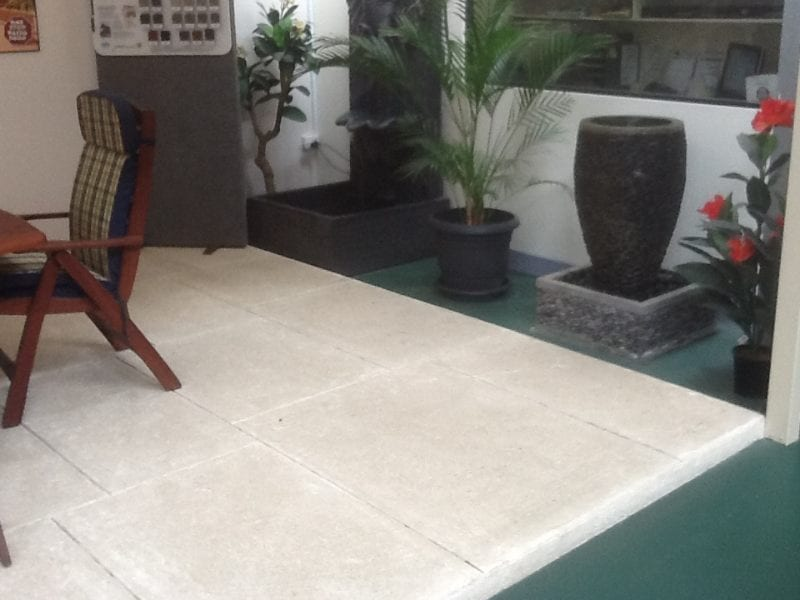 Liquid Limestone For Patio Flooring In Perth