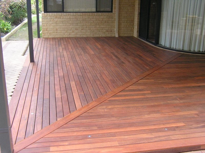 Timber Decking In Perth