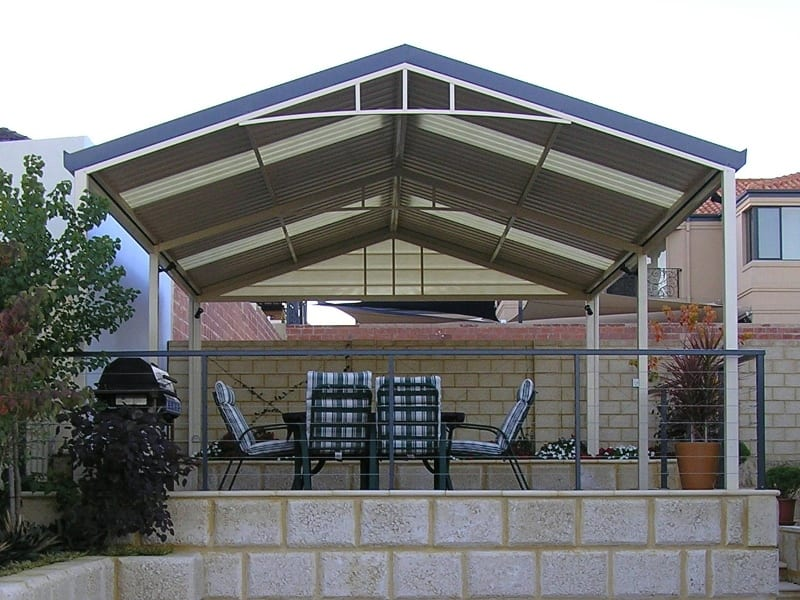 GABLE PATIO Perth 5