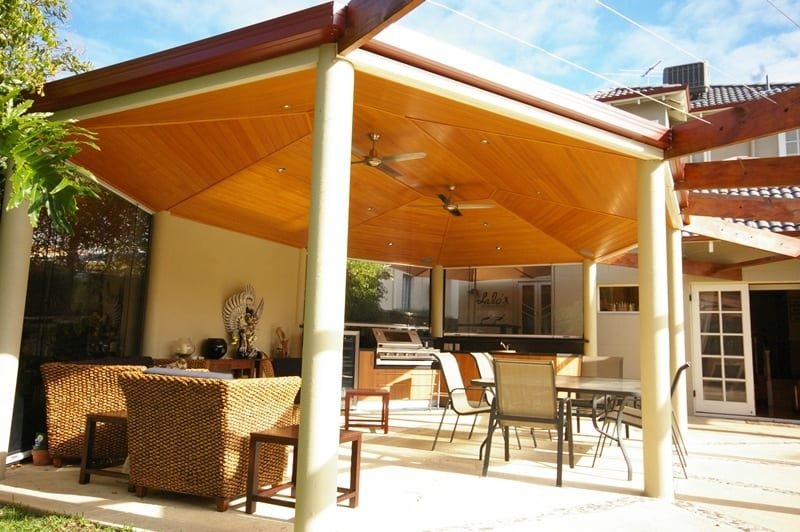 Alfresco Dining Areas – More Than Just A Home Addition