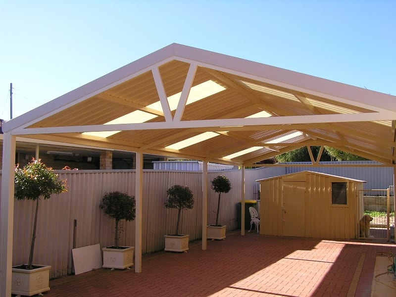GABLE PATIO Perth 9
